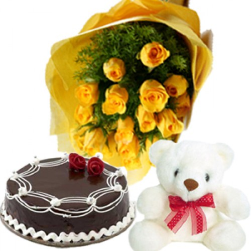 Cakes and Flowers to Chennai
