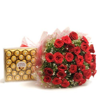 Deliver Flowers and Cakes to Chennai