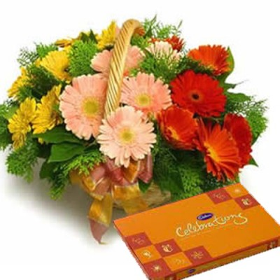Online Flowers and Cakes to Chennai